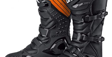 mejores botas moto trail