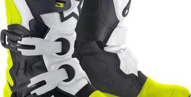 mejores botas motocorss para niños